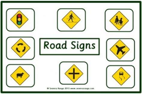 printable irish road signs road signs matching 01 seomra ranga
