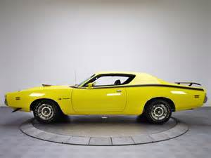 1971 Dodge Charger Bee 1971 Dodge Charger Bee Classic Wallpaper