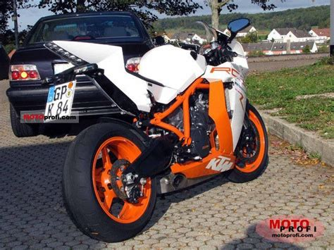 Ktm Rc8 Specifications Ktm 1190 Rc8 2011 Specs And Photos