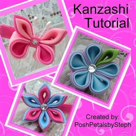 kanzashi templates the world s catalog of ideas