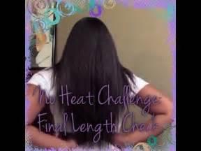 natural hair no heat challenge natural hair journey one year no heat challenge doovi