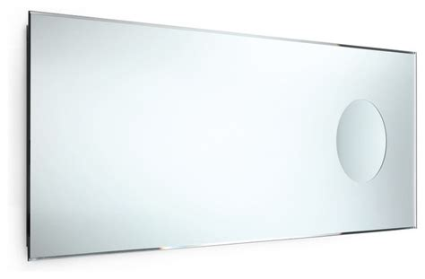 bathroom mirrors with magnification speci 5667 beveled mirror with magnifying mirror 43 3 quot x