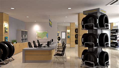 Home Architect And Interior Design corporate interior design of centers for tires of retail