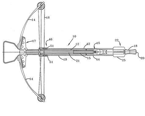 doodle how to make mechanism patent us20030089359 crossbow bowstring drawing