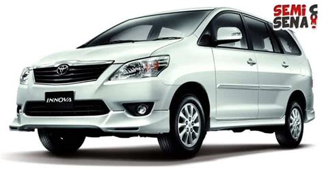 Toyota Kijang Innova 2014 toyota kijang innova 2014