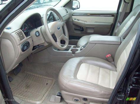 Ford Explorer 2005 Interior by Medium Parchment Interior 2005 Ford Explorer Eddie Bauer