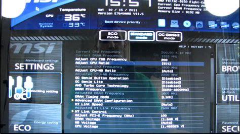 tutorial overclock fx 8350 amd bulldozer fx 8150 overclocking guide tutorial linus