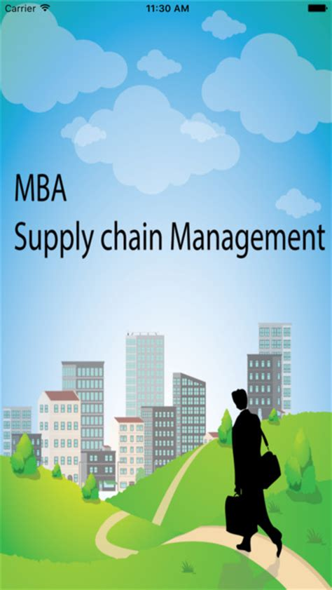 Of Houston Downtown Mba Supply Chain by Mba Supply Chain Management