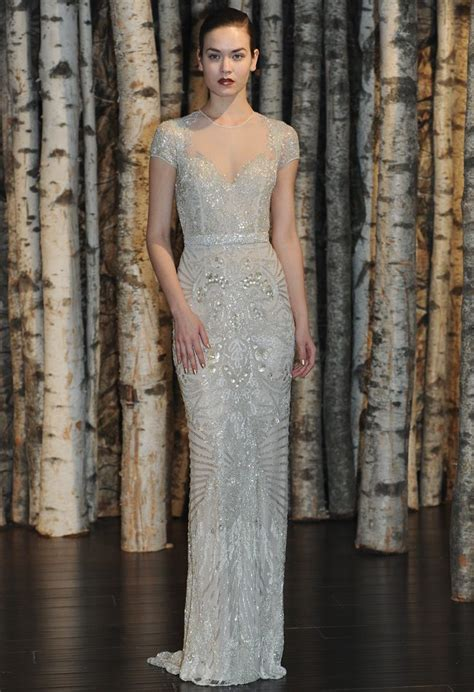Fashion Week Fall 07 Deco Romanticism Feathers Take Flight At Bcbg Second City Style Fashion by Ultimate 2015 Wedding Dresses From Bridal Fashion