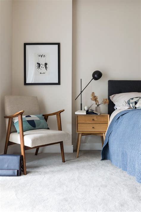 glorious mid century chair with orange accents wall art london mid century chair bedroom contemporary with black