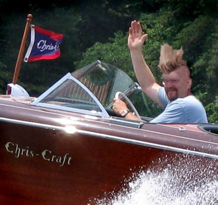 the open boat figures of speech lake mohawk saturday or bust classic boats woody boater