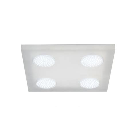 led kitchen ceiling lights enluce ice 4wh 4 led kitchen ceiling light