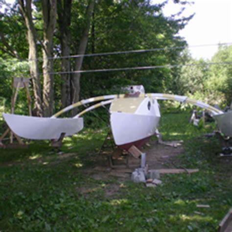 trimaran quebec bateau du qu 233 bec 224 vendre trimaran 24 de type tremolino