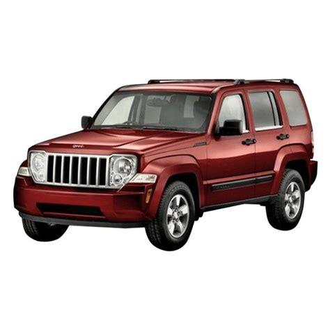 2008 Jeep Liberty Accessories Marquee 174 Mws 811 Jeep Liberty 2008 Chrome Window Sills