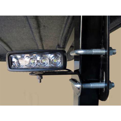 light brackets roll bar mounted light bracket pair