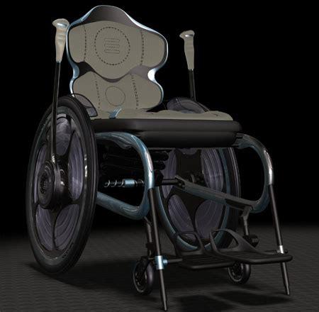 Wheeled Chair Design Ideas Innovative Wheel Chair Leeding E D G E Enables User Roam Around Even In A Standing Position Tuvie