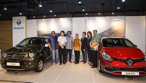 renault indonesia gerai renault hadir di supermal karawaci autonesian com