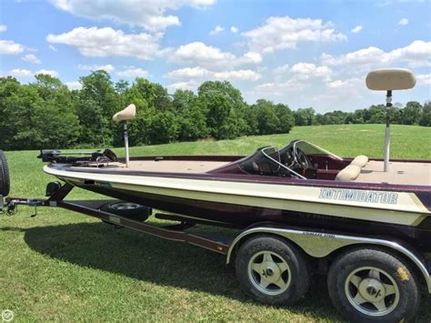 bass boats for sale by dealer 2001 used gambler intimidator 2000 bass boat for sale