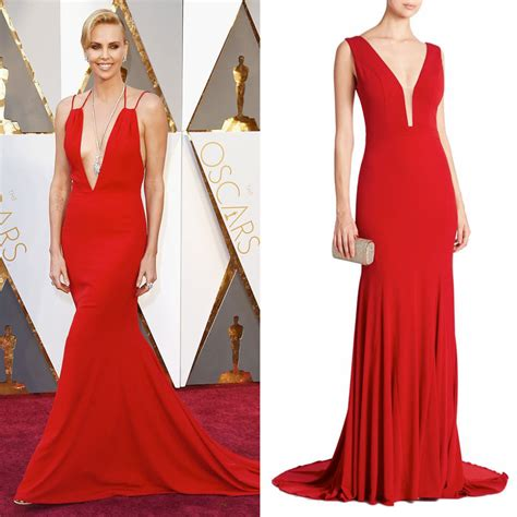 Dresses Ruled At The Oscars Get The Look For Less by Image Gallery 2016 Academy Dresses