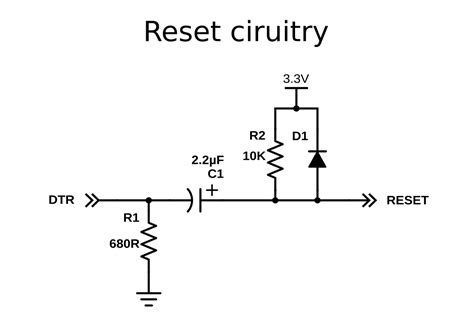 infinite resistor problems diode shows infinite resistance 28 images a beginner s guide to the esp8266 5 1 electric