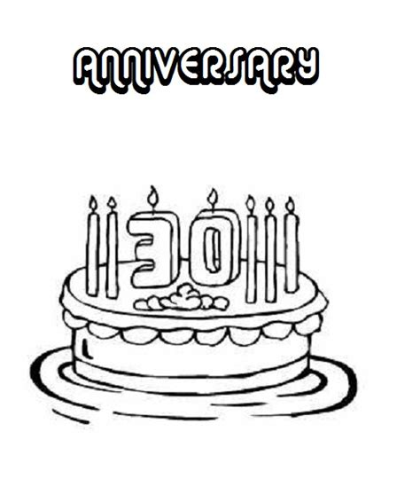 Anniversary Coloring Pages Free A Happy Anniversary Coloring Pages by Anniversary Coloring Pages