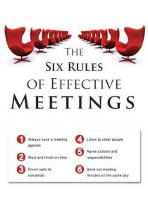 25 best ideas about effective meetings on