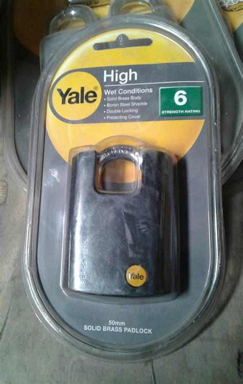 Gembok Yale Y121 50 132 1 1 yale y121 50 132 1 50mm brass padloc end 5 20 2017 4 15 pm