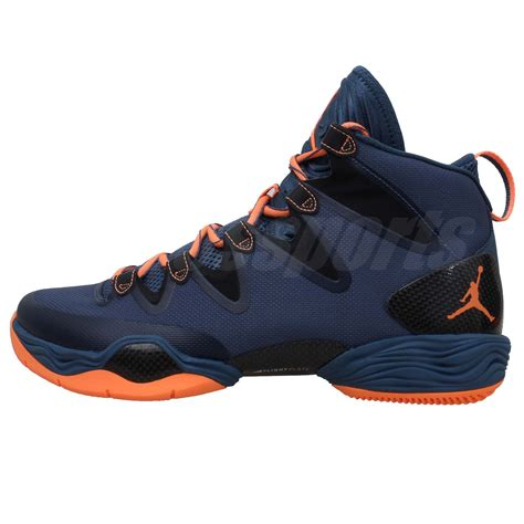 westbrook basketball shoes nike air xx8 se 28 westbrook navy orange