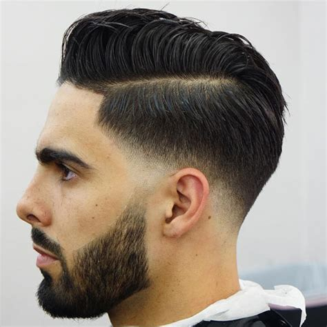 comb over taper fade style the temp fade haircut top 21 temple fade styles 2017