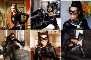 Which of these 6 actresses was the purr fect catwoman new york post