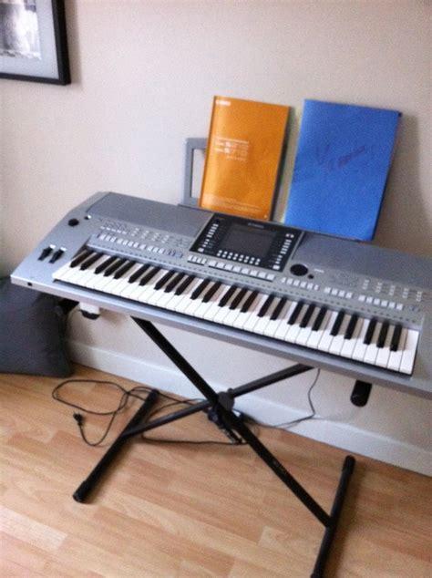 Keyboard Yamaha Psr S710 Bekas yamaha psr s710 image 754051 audiofanzine