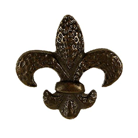 fleur de lis cabinet pulls kitchenknobs waterwood knobs and pulls fleur de lis knob