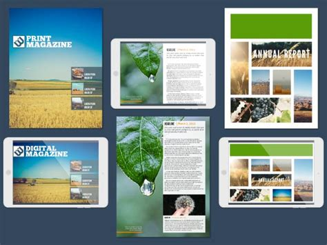 magazine template software magazine maker design magazines 14 free templates