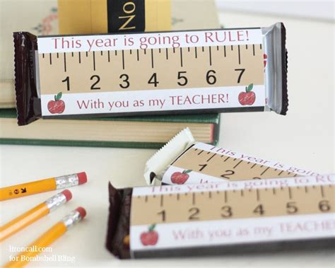 5 inexpensive back to school gifts for teachers back to school gift idea