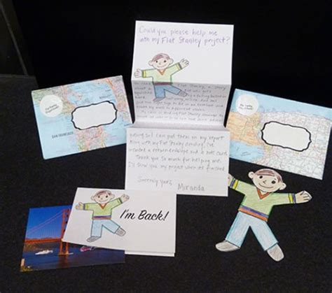 flat stanley book report 3rd grade page 2 bookmaking with