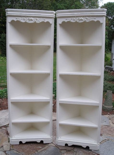 antique white corner cabinet french style matching corner cabinets with roses white