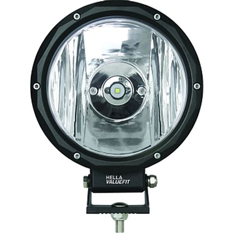 hella valuefit 7 quot led driving and spot light hl20000 1