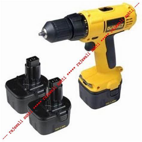 Bor Cordless jual dewalt mesin bor baterai dewalt cordless screwdriver