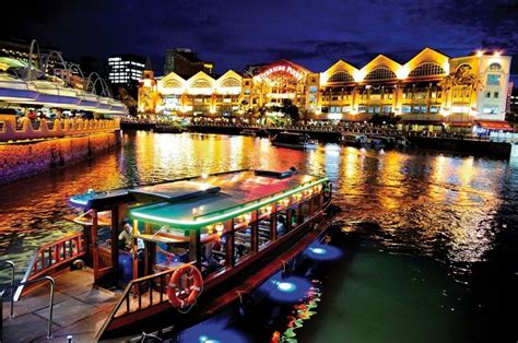 boat quay ride singapore bumboat river tour singapore map tourist attractions in