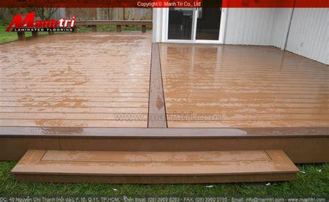 Composite Vs Wood Decking by Composite Vs Wood Deck Newsonair Org
