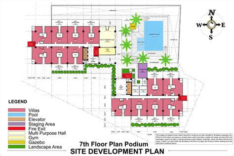 podium floor plan goldpeach properties