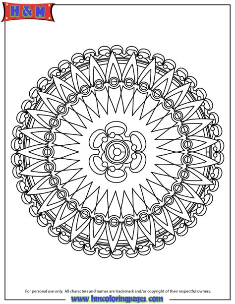 advanced mandala coloring pages printable advanced mandala coloring pages