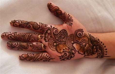 100 latest mehndi designs for girls simple amp easy 2018