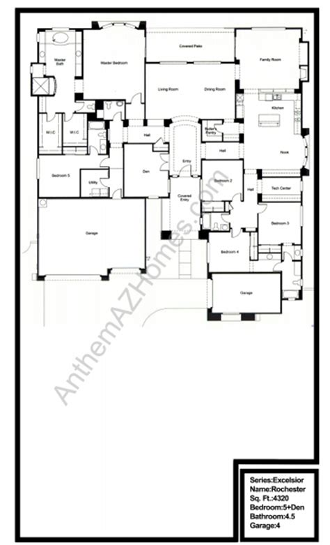 Floor Plans For Country Homes Rochester