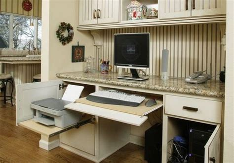 space saving ideas  small home office designs