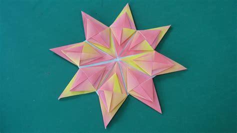 Origami Firecracker - 折り紙 花火 折り方 fireworks origami doovi