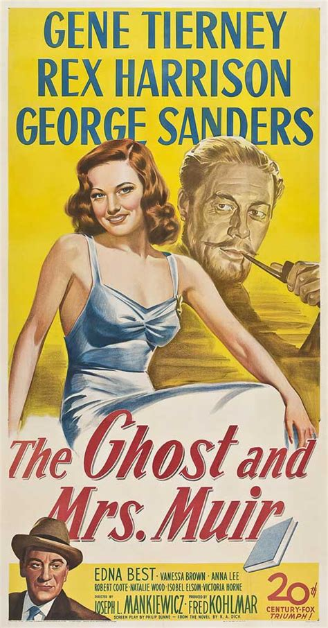 film the ghost and mrs muir 1947 celluloid librarian monkeypuzzle the ghost and mrs muir