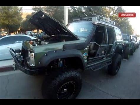 jeep xj ls1 jeep xj with ls1 v8 sema las vegas