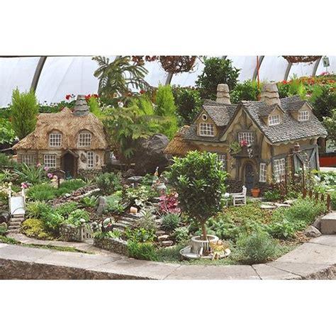 miniature garden cottages 17 best images about miniatures on dollhouse