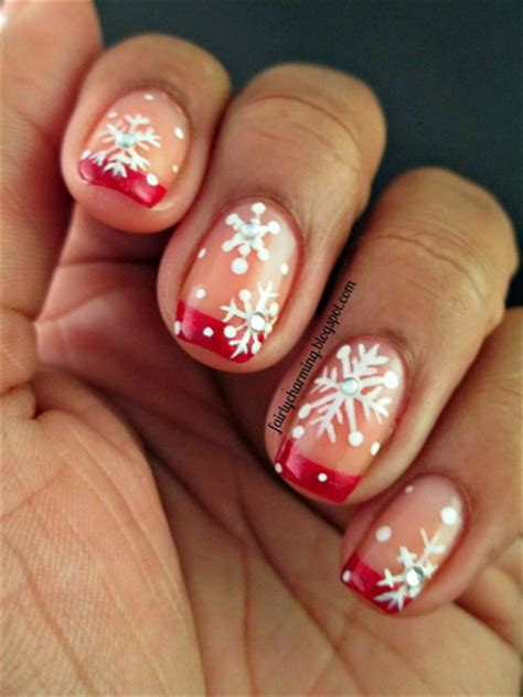 nail designs  christmas yve stylecom